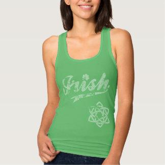 T-shirts Irlandês nó do céltico de 6 pontos