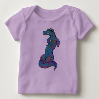 T-shirts Jacaré legal do arco-íris