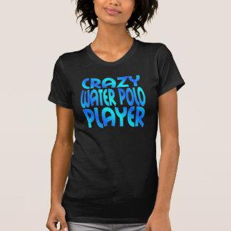 T-shirts Jogador louco do pólo aquático