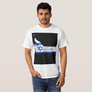T-shirts Judeu Im que IS-IS sua superpotência