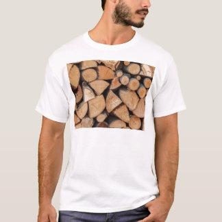 T-shirts lenha