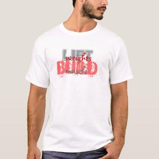 T-shirts levante pesos