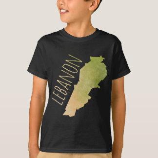 T-shirts Líbano