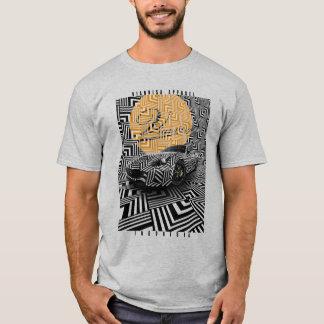 T-shirts Linhas do carro de Viannisa