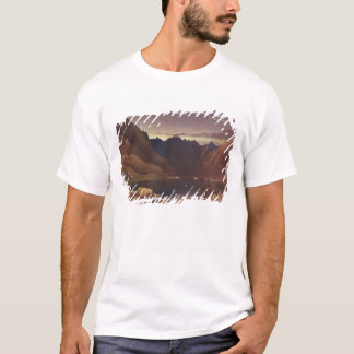 T-shirts Loch Coruisk, ilha de Skye - alvorecer, c.1826-32