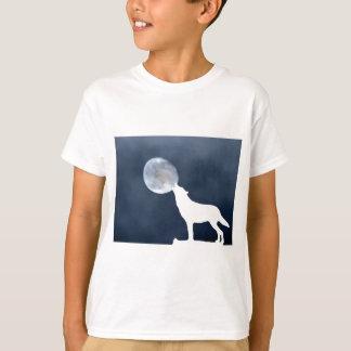 T-shirts Lua nova - lobo do urro