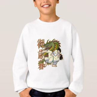T-shirts Lutadores do karaté do dragão