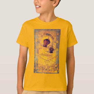 T-shirts Madonna preto