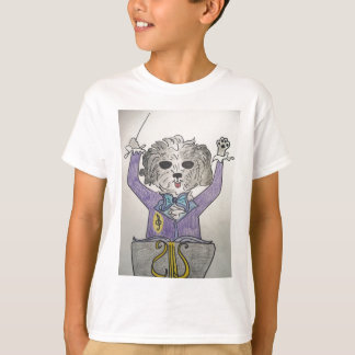 T-shirts Maestros do filhote de cachorro