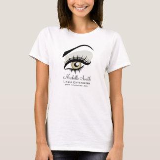 T-shirts Marcagem com ferro quente longa da empresa da