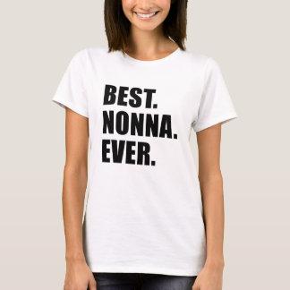 T-shirts Melhor. Nonna. Nunca