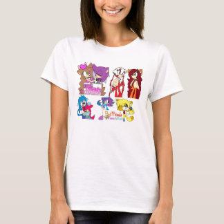 T-shirts Melhores amigos