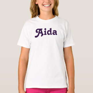 T-shirts Meninas Aida da roupa