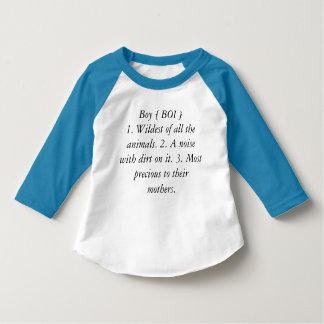 T-shirts Menino [BOI]
