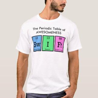 T-shirts Mesa periódica 2 de SWIFT