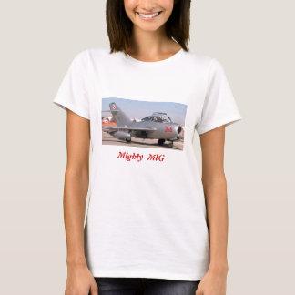 T-shirts MIG poderoso