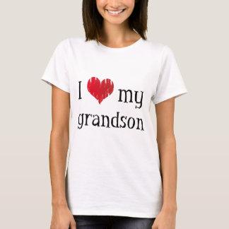 T-shirts Mim coração meu neto