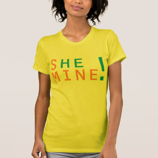 T-shirts mina