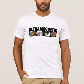 T-shirts Mircoscope ultra magnético