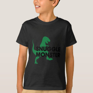 T-shirts Monstro do Snuggle