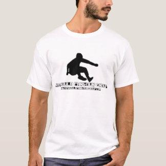 T-shirts MPG - T de Parkour do estilo do esporte da arte