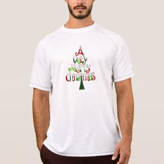 T-shirts Muito árvore do Feliz Natal