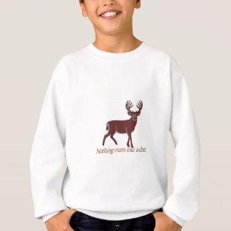 T-shirts Nada funciona como um cervo
