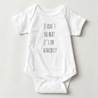 T-shirts Não é o calor que é a umidade