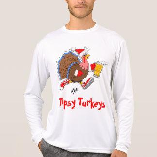 T-shirts Natal Turquia Tipsy (cerveja) - Esporte-Tek do LS