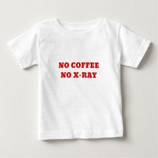 T-shirts Nenhum café nenhum raio X