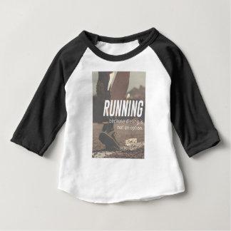T-shirts Nenhuns corredores Running da dieta apenas