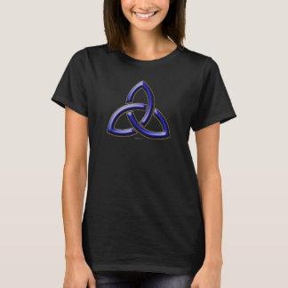 T-shirts Nó de Triquetra do céltico