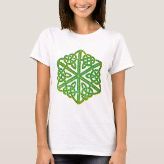 T-shirts Nó do céltico do verde do dia de St Patrick