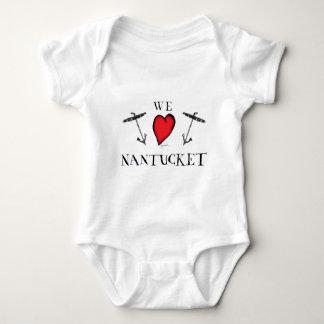 T-shirts nós amamos o nantucket