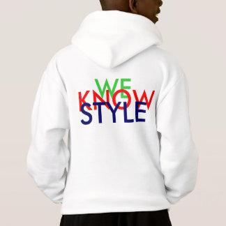 T-shirts Nós sabemos o estilo