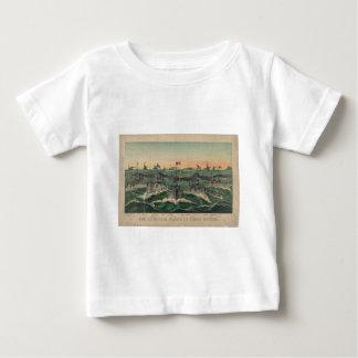 T-shirts Nossas frotas vitoriosos no cubano molham Ives