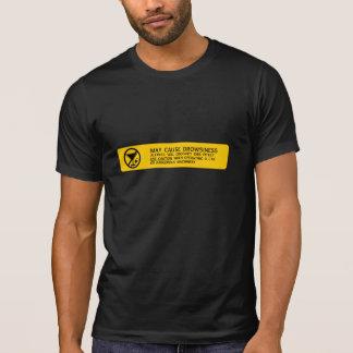 T-shirts O álcool groovify este efeito