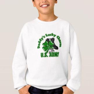 T-shirts O encanto afortunado do pai