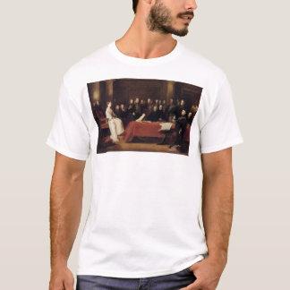 T-shirts O primeiro Conselho da rainha Victoria