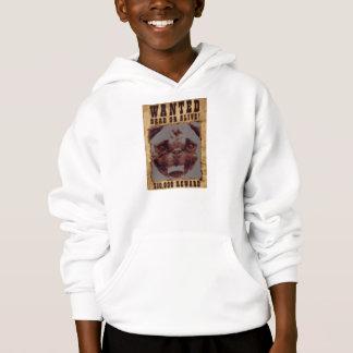 T-shirts O Pug quis o Hoodie do Hanes ComfortBlend dos