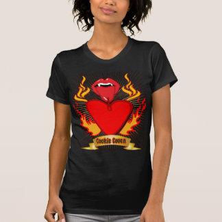 T-shirts O T das mulheres da parte do mestre do Coven do