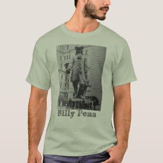 T-shirts O T de Billy Penn comemora o fundador de
