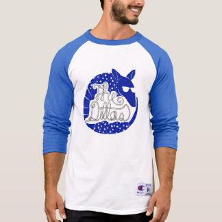 T-shirts O T do basebol de Dillos