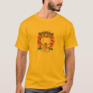 T-shirts Obtenha afortunado