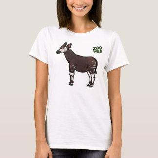 T-shirts Okapi
