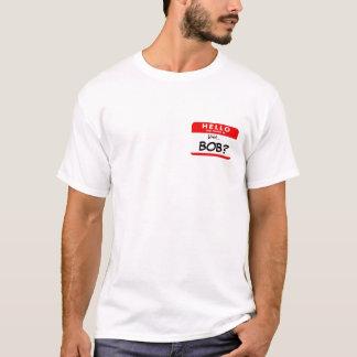 T-shirts Olá!, meu nome é…