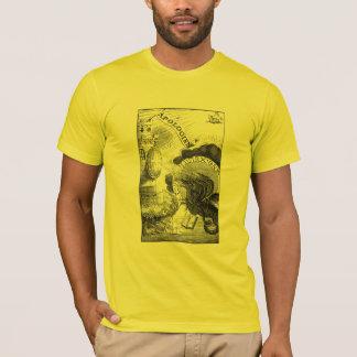 T-shirts Olhos ardentes do dragão