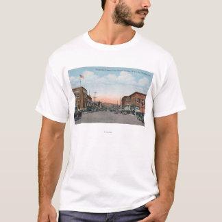 T-shirts Opinião da avenida de Wenatchee da avenida de