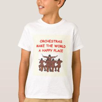 T-shirts orquestra