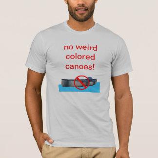 T-shirts Os caiaque melhoram do que canoas
